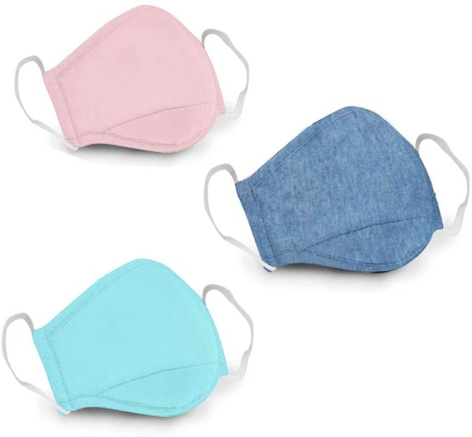 face masks with filter pocket 1 Reusable Face Masks With Filter Pockets To Shop Right Now