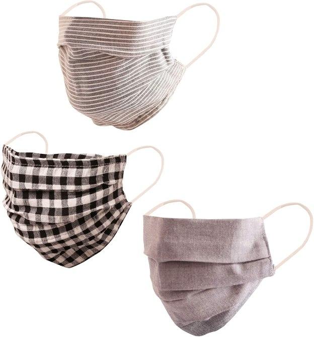 face masks with filter pocket 4 Reusable Face Masks With Filter Pockets To Shop Right Now