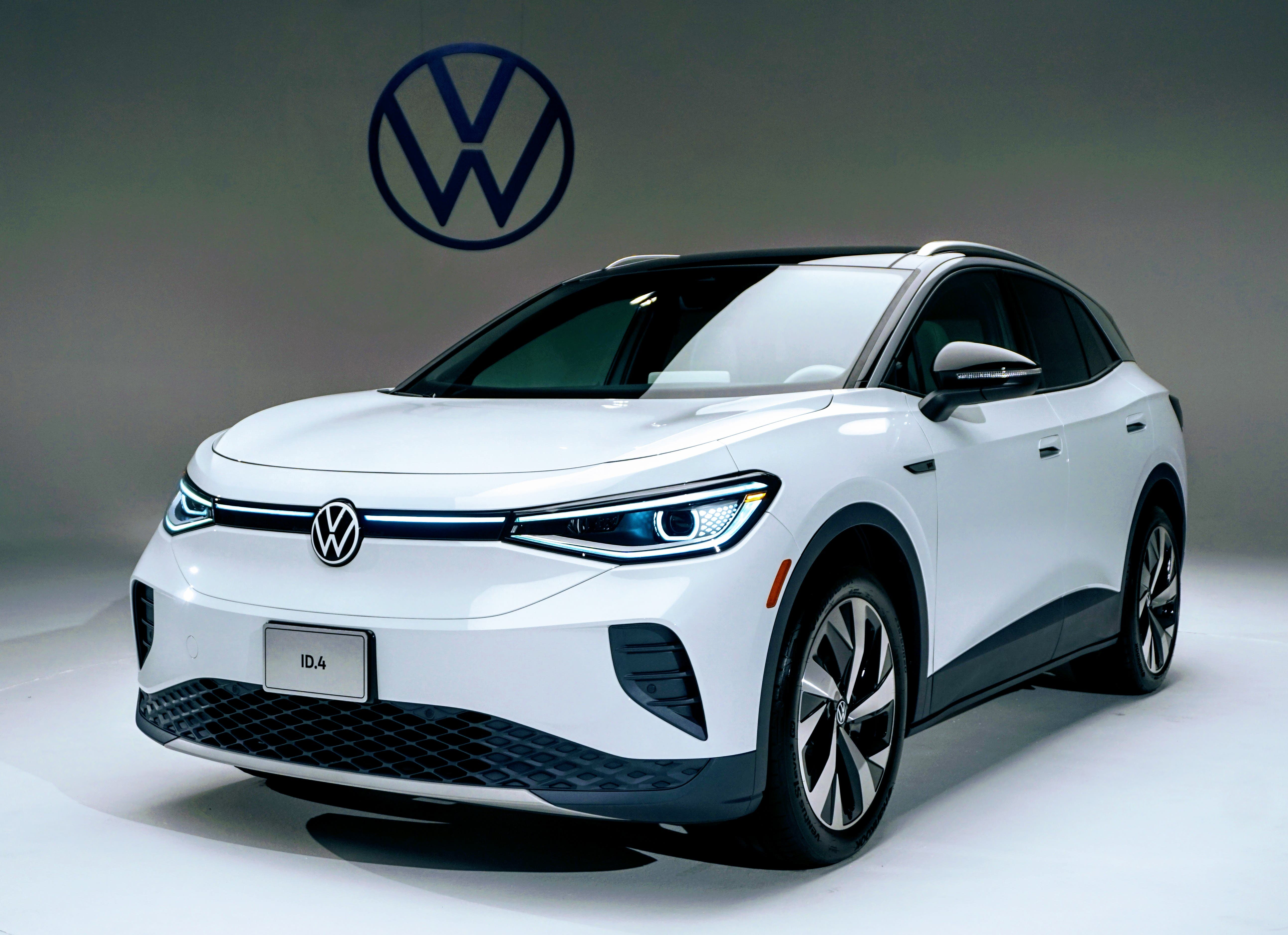 The fully electric Volkswagen ID.4