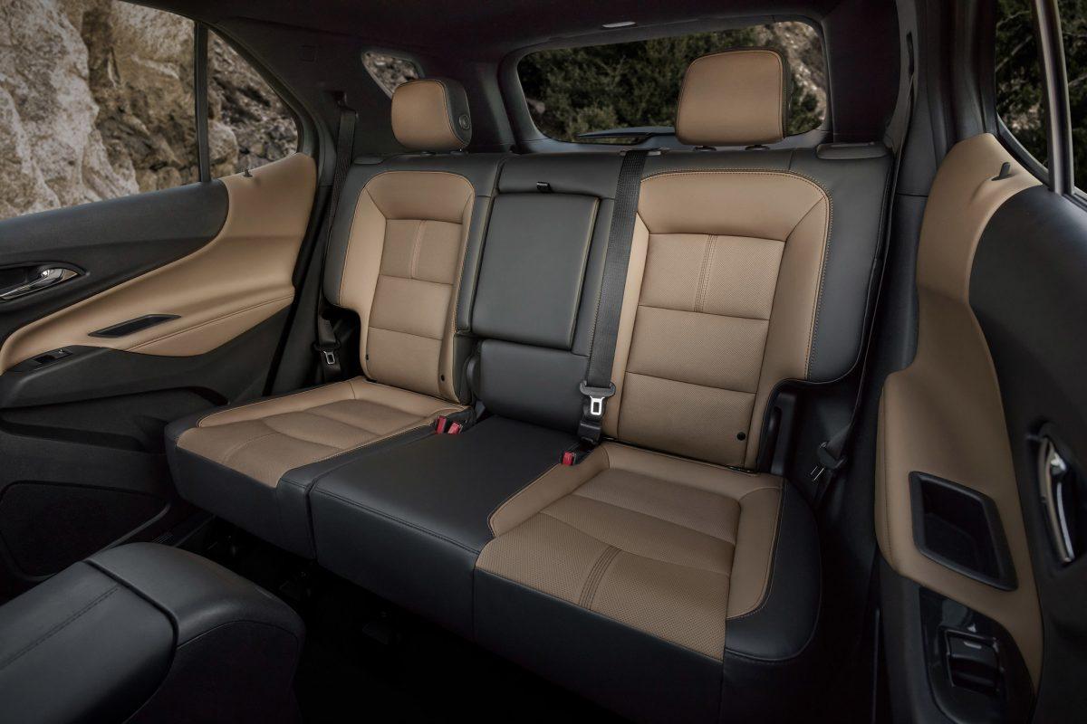 2021 Chevrolet Equinox Premier Interior